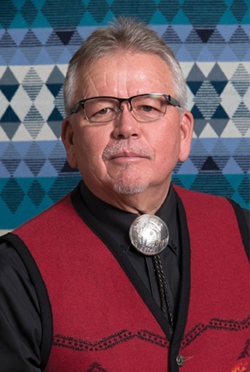 Tulalip Tribes Board of Directors Vice Chairman Glen Gobin