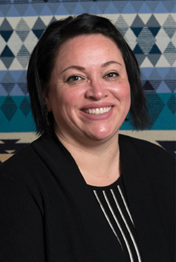 Tulalip Tribes Board of Directors -Treasurer Misty Napeahi