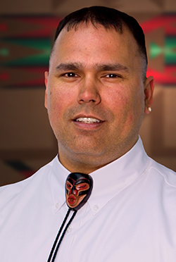 Tulalip Tribes Board of Directors -Council Member Marlin Fryberg, Jr.