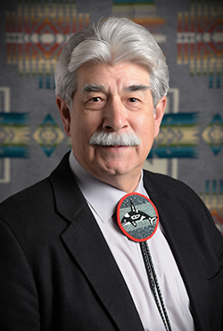 Tulalip Tribes Board of Directors - Council Member Melvin Sheldon Jr.