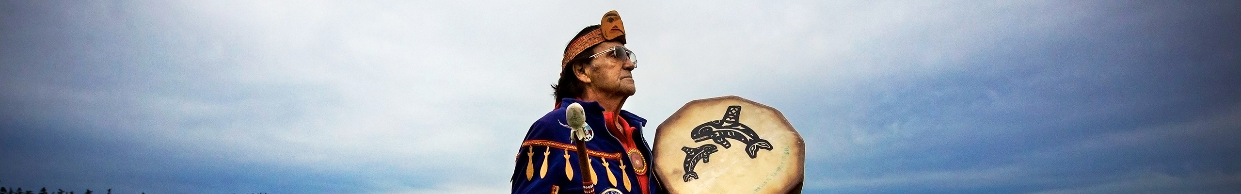 Tulalip Tribes Departments header image