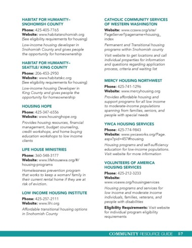Page 57 - Community Resource Guide