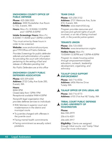 Page 62 - Community Resource Guide